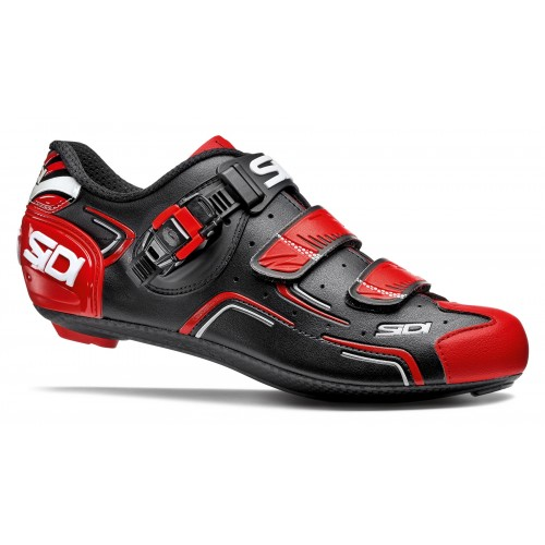 SCARPA SIDI LEVEL NERA/ROSSA