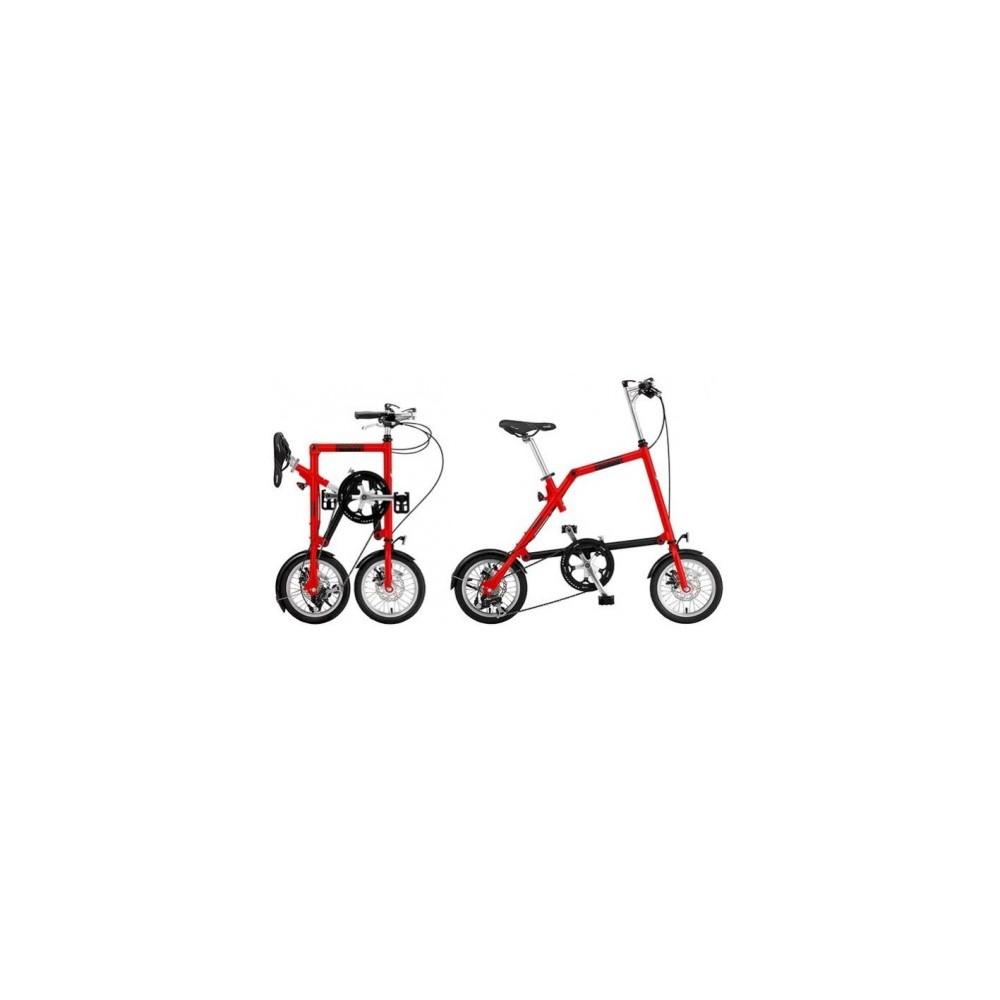 Bici Pieghevole Nanoo Prezzo.Nanoo Bici Pieghevole Fb 14 Cicli Di Stefano