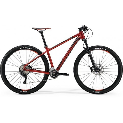 MERIDA MTB BIG NINE XT EDITION