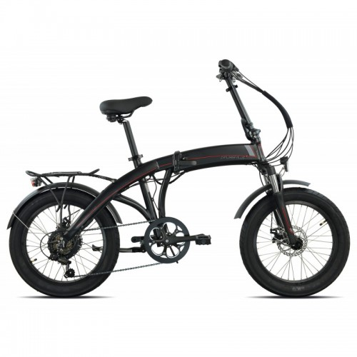 E-BIKE EXPLORE FAT + 20X4.0 FOLDING