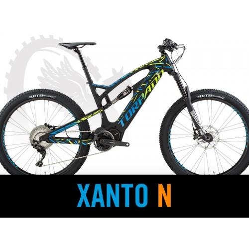 TORPADO XANTO N 27,5+ E8 XT 11V
